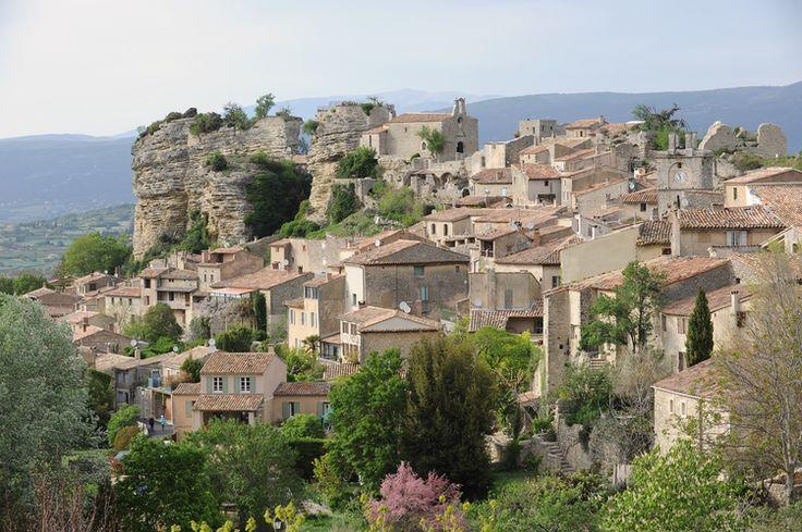 Sievä, sievempi, Provence. Tänne uudelleen!