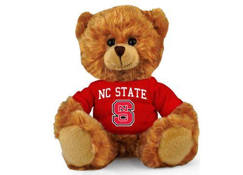 NC State Stuffed Teddy Bear