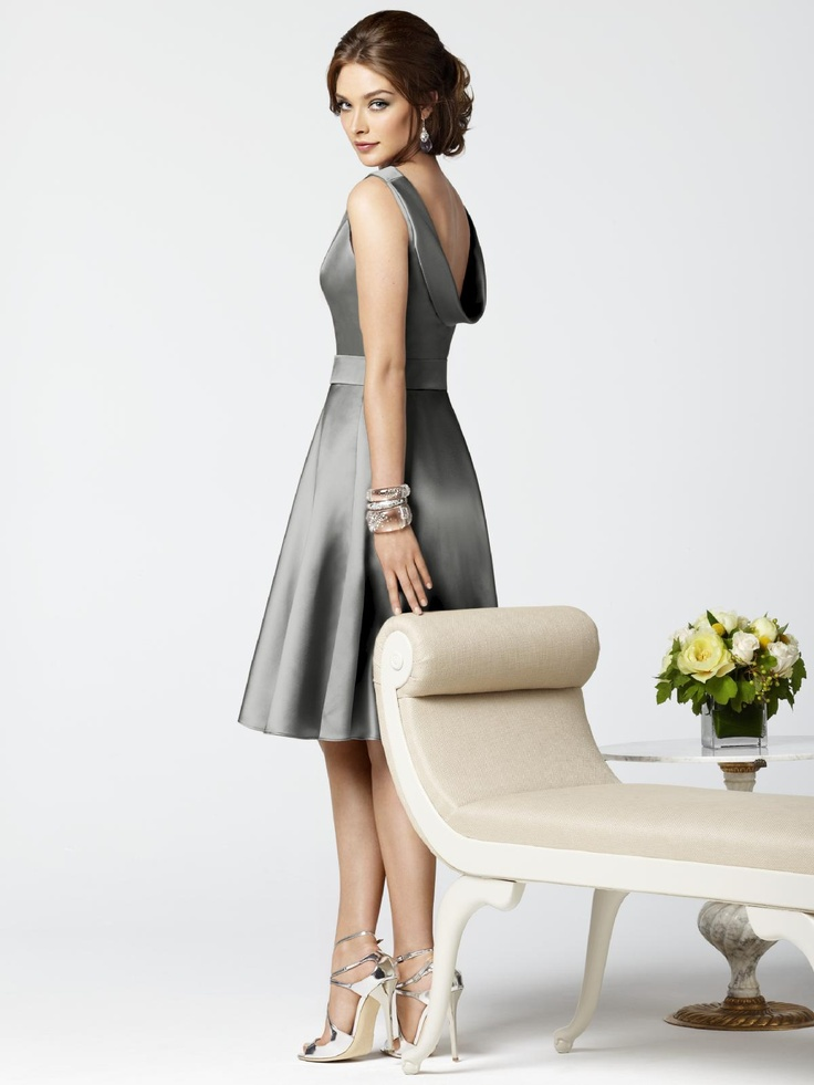 14 best Grey Bridesmaid Dress images on Pinterest | Bridal gowns ...