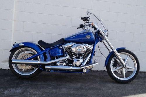 2009 Harley Davidson Softail Rocker C, Price:$11,450. Cedar Rapids, Iowa #harleydavidsons #harleys #softail #motorcycles #hd4sale