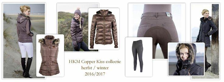 HKM Copper Kiss collectie! Shop ze nu bij #hetgareel #onlineshopping #hkm #herfst #winter #copperkiss https://www.hetgareel.nl/nieuwe-artikelen.html