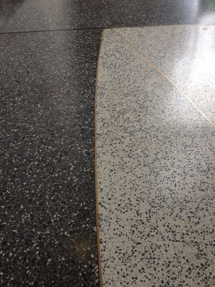 Tarr Construction Terrazzo floor at Newcastle Quayside