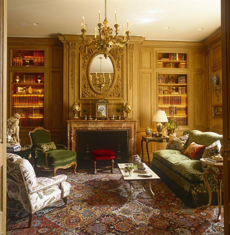 Interior Design By Brian J.McCarthy Photography By Fritz Von Der Schulenburg