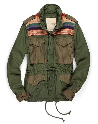 The Best M-65 Military Field Jackets: Wear It Now: GQ