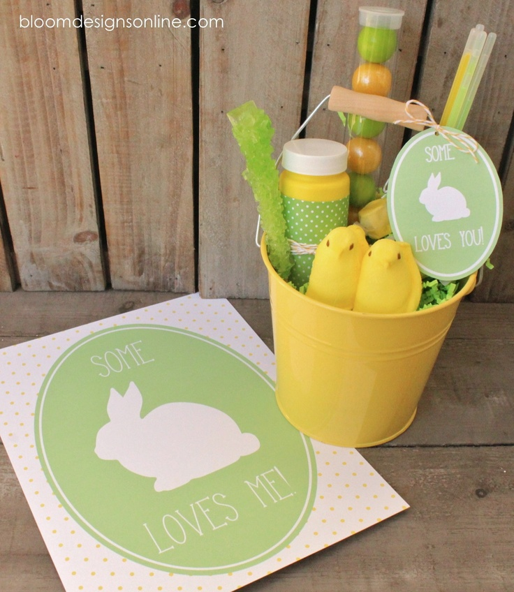 215 best easter gift ideas images on pinterest easter easter 22 crafty easter bunnies and games to make negle Images