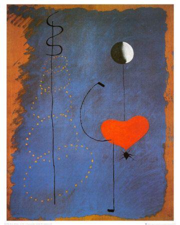 Ballerina II, c.1925  Joan Miró