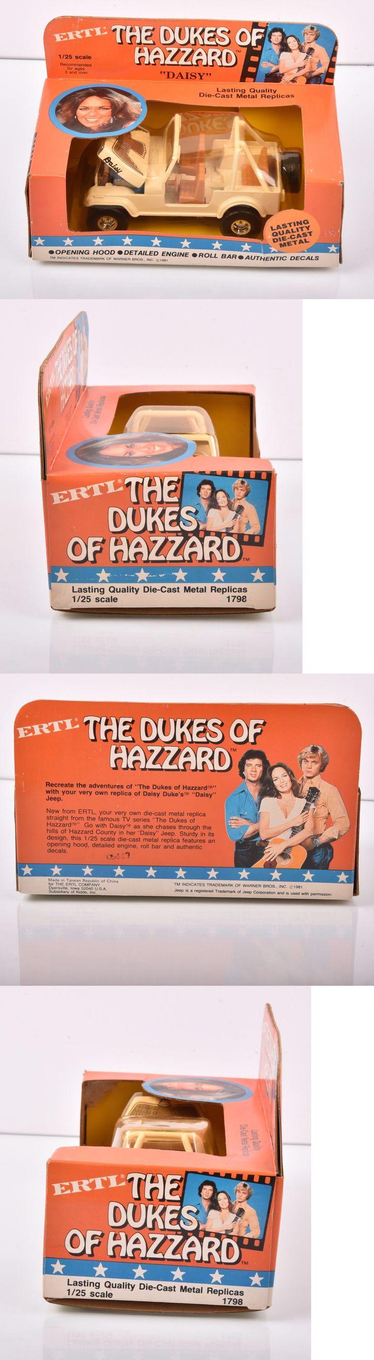 Dukes of Hazzard 20908: Dukes Of Hazzard Daisy Jeep New Mib 1 25 Scale Ertl -> BUY IT NOW ONLY: $155 on eBay!