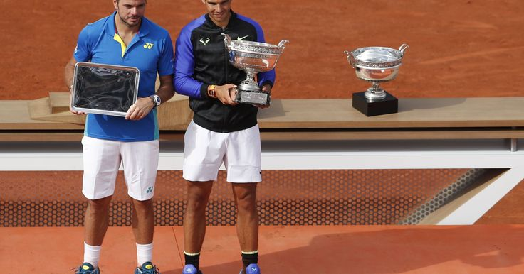 Fendrich on Tennis: Slam drought done, Nadal heads to grass - USA TODAY