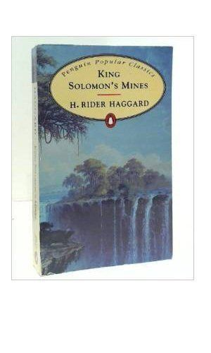 King Solomon's Mines by H. Rider Haggard -- Brand New