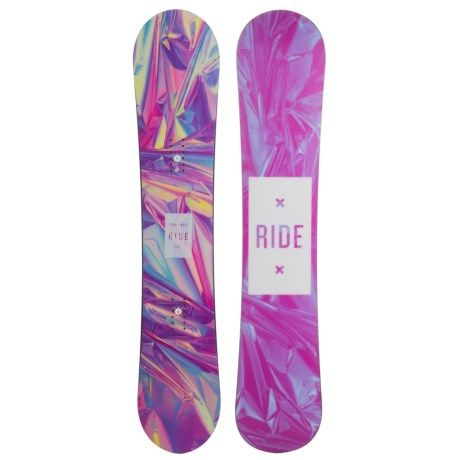 Ride Snowboards Compact Snowboard (For Women) in See Photo