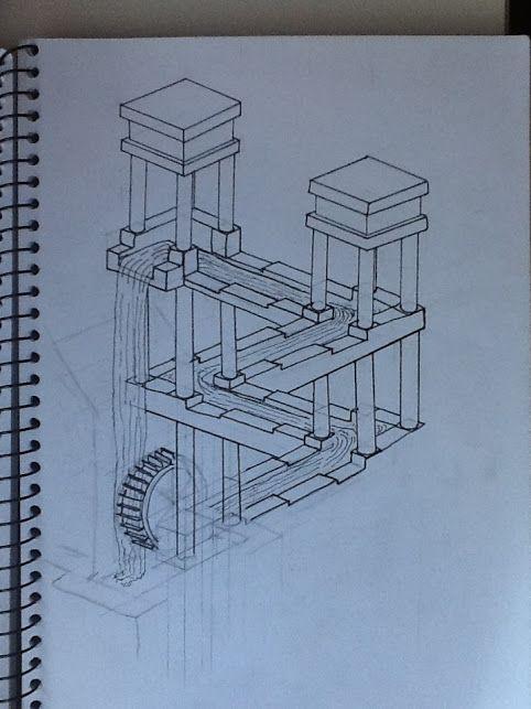 Escher replica