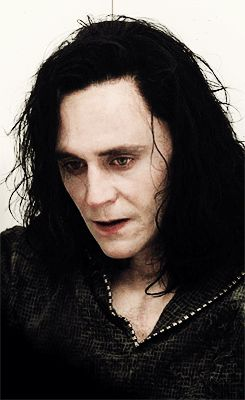 Beautiful Loki gif is still beautiful lol  Is it just me? Or does he kinda resemble a Younger Snape??