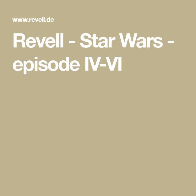 Revell - Star Wars - episode IV-VI
