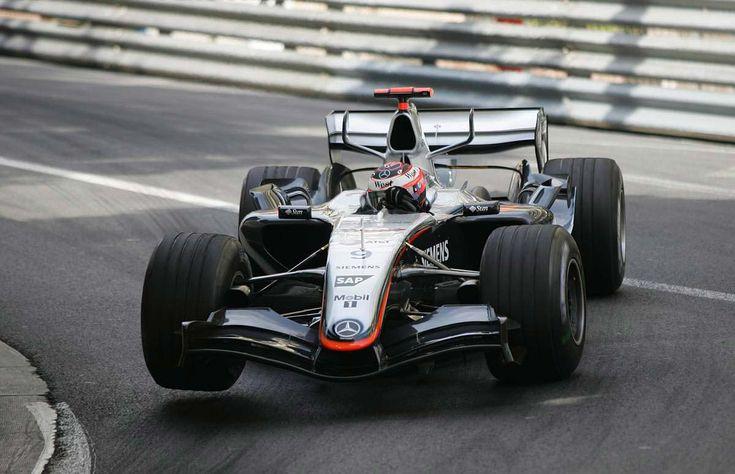 NOSZTALGIA: Räikkönen vs. Alonso - 2005 Monaco