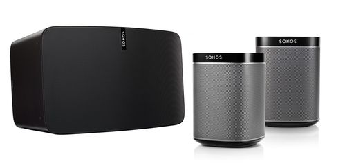 Sonos Play:1 & Play:5 Multi-Room Package | The Listening Post Christchurch and Wellington