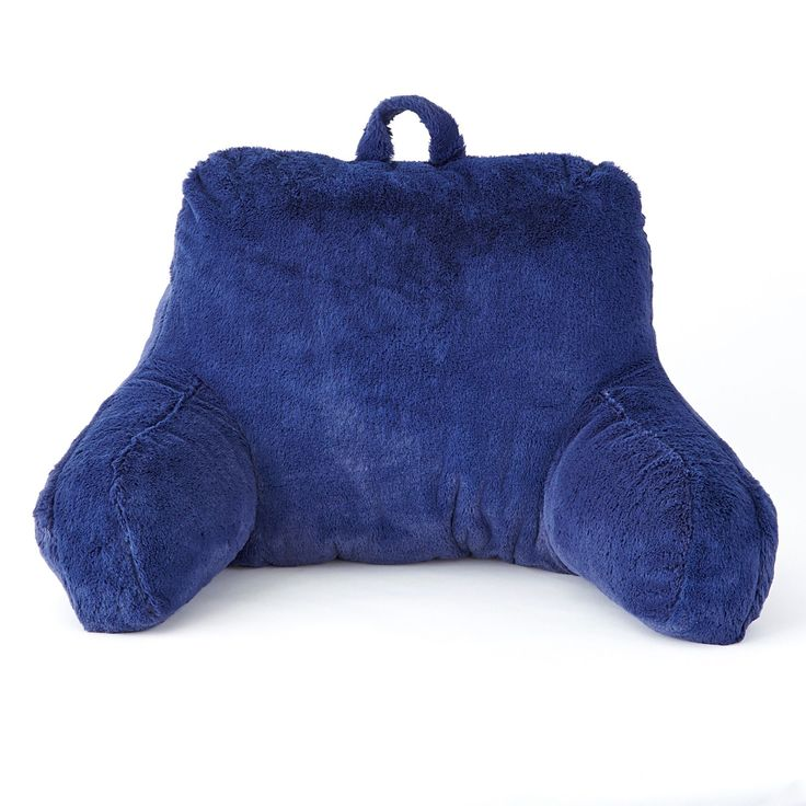 Relax on your bed, sofa or floor with this soft, plush and supportive pillow.  #SearsBack2Campus
