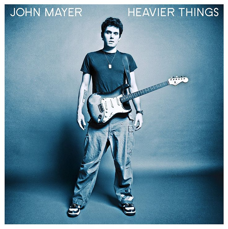 """Celebrating the 14th Anniversary of John Mayer's """"Heavier Things"""" release! 💖✨🎶"""