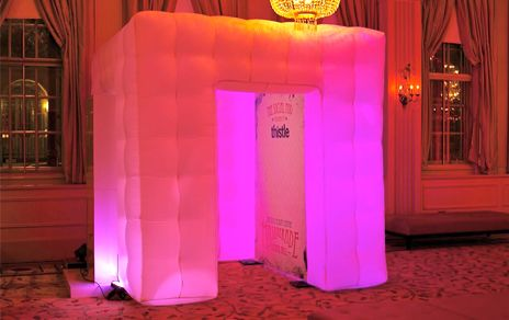 Our Led Air Booth can be a chameleon and add that bling to your event suitable for 2 to 20 great for corporate. #adelaide #wedding #formals #event #marketing #promotional #photobooths #ideas #adelaide