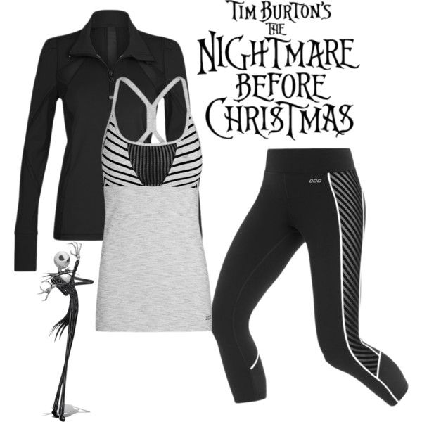 """What To Wear In Disney: Nightmare Before Christmas"""