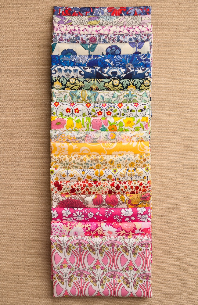 Liberty Mini Rainbow Bundle From Purl Soho Tyg Pinterest
