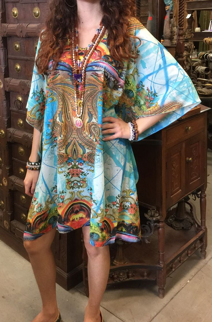 Shining Rhinestone Work on Kaftan gives dress a beautiful look, Sheer shows off your sexy silhouette...Gift ideas for mother,wife ,girlfrend or friend.