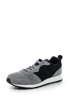 Кроссовки, Nike, цвет: серый. Артикул: NI464AMPKG26. Мужская обувь / Кроссовки и кеды / Кроссовки / Низкие кроссовки