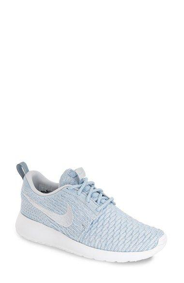 Nike FlyKnit Roshe Run Sneaker (Women)
