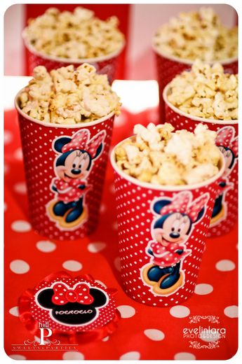 Minnie Party Cups
