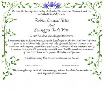 Best Certificate Images On   Wedding Happy Wedding