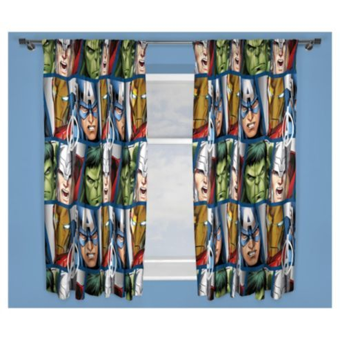 Marvel Avengers Curtains 54