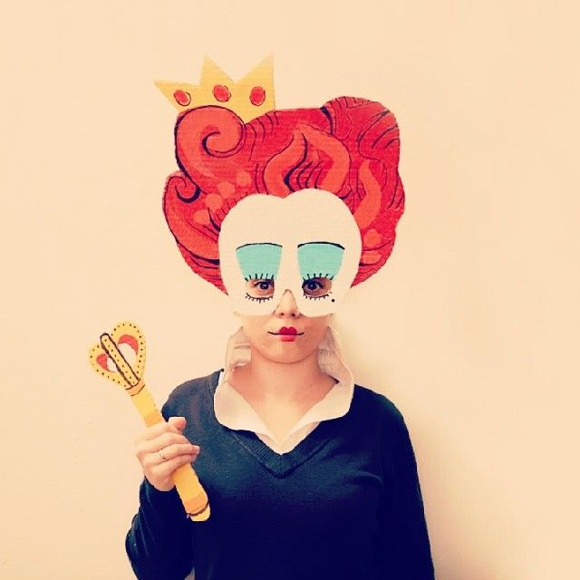 Creative Cardboard Masks by Sandra Suárez                                                                                                                                                     More