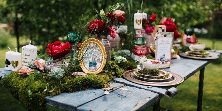 """Themen Hochzeit """"Alice"""""""