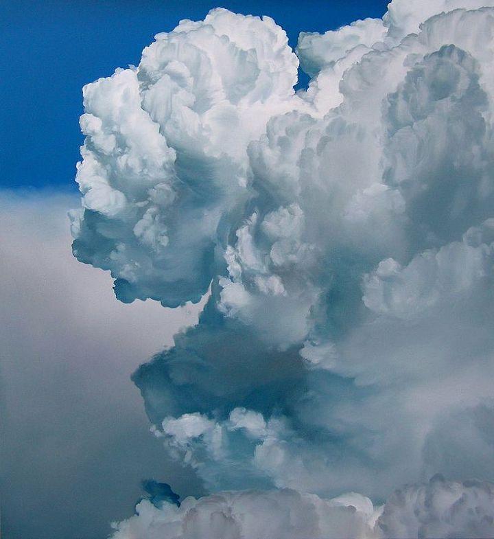 In the clouds. by ' Ian Fisher ' -영감보관함- 평범한 구름을 컬러풀하고 감성적인 작품으로 승화시킨 캐나다의 아티스트 ' 이안 피셔 ' 구름 특유의 풍성한 질감과 청명한날과, 음침한날의 대조적인 느낌이 인상적이다.        Ian Fisher -영감보관함-            Ian Fisher -영감보관함-           more: www.ianfisherart.com