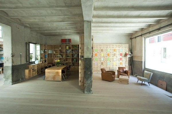 Hub Offices in Madrid, by ch+qs arquitectos.