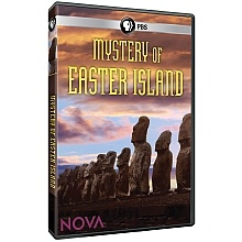 DVD: Easter Island has mystified the world ever since the first Europeans arrived in 1722. How and why did the ancient islanders build and move nearly 900 giant statues, and how did they transform a presumed paradise into a treeless wasteland, bringing ruin upon their island and themselves? Nova explores controversial recent claims that challenge decades of previous thinking about the islanders.
