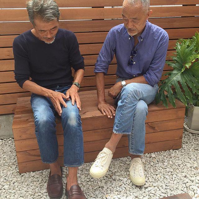 5 Sept. 2016 TESOLUTE #710 at BOYSMARKET Tokushima きのうツボやんと2人で並んでたら #710…