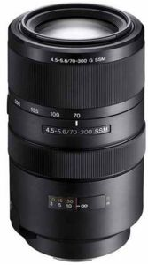 Sony 70-300mm; Rent it today with CameraLends