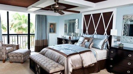Bedroom Design Ideas within Blue Color Scheme