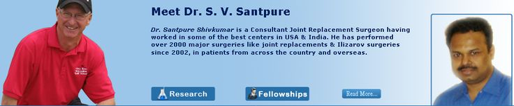 Joint Replacement Surgery India by Dr. Santpure