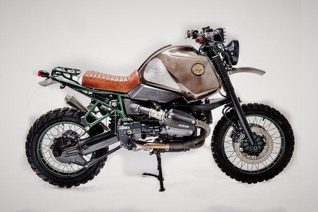 BMW R1100GS Buldozzer Motorcycle - Men's Gear