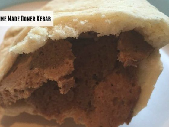 Do you enjoy a good kebab but hate the greasiness of them sometimes? Try this version of a homemade doner kebab which is delicious and healthy too.