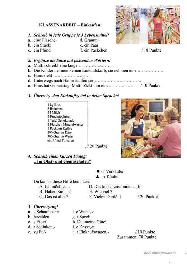69 best Deutschunterricht images on Pinterest | Learn german, German ...