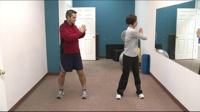 Pamela Hernandez of Thrive Personal Fitness  joined KY3's Paul Adler on Fit Friday with tips on how to kick start your workout routine the right way.