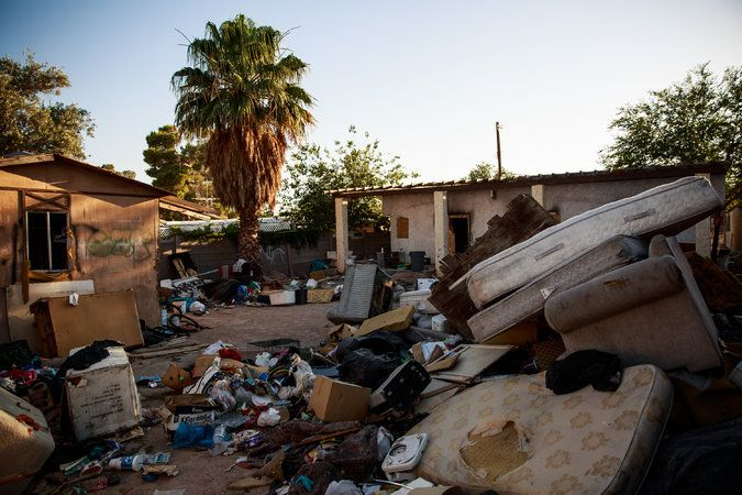 A lawsuit charges that Fannie Mae has neglected foreclosed properties in African-American and Latino neighborhoods.