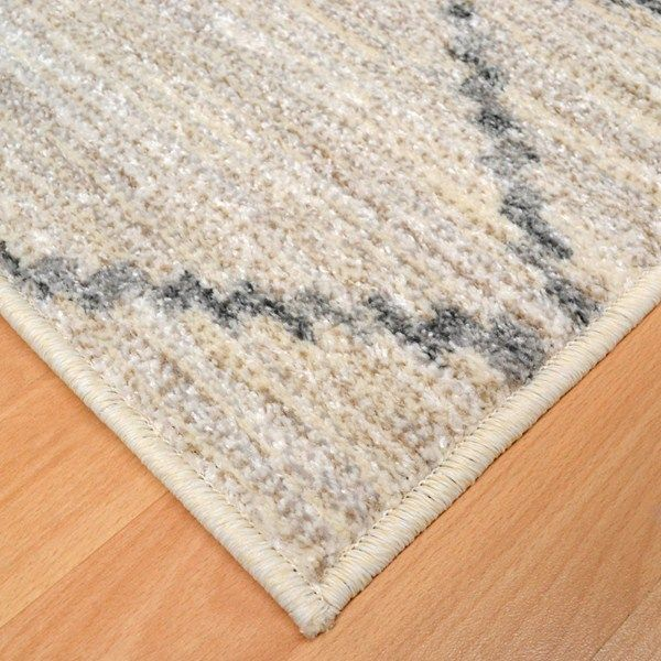 Tibet diamond rugs in beige buy online from the rug seller uk