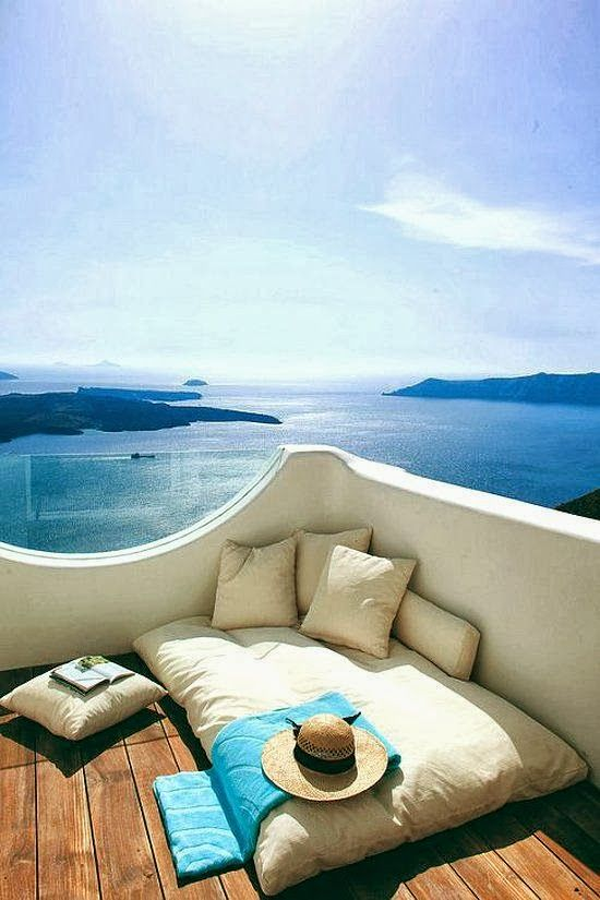 just sit me here with a glass of wine...