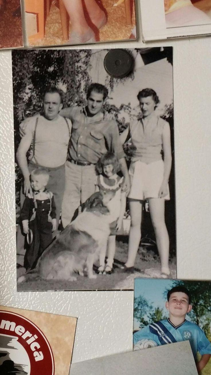 Retro daughter pussy This is my Daddy and Mom with their first dog Midgie. Also my Grandpa  Anderson and Susan and Lyle. Early