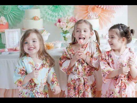 SPA PARTY! Η νέα τάση παιδικών γενεθλίων…- mymommy.gr