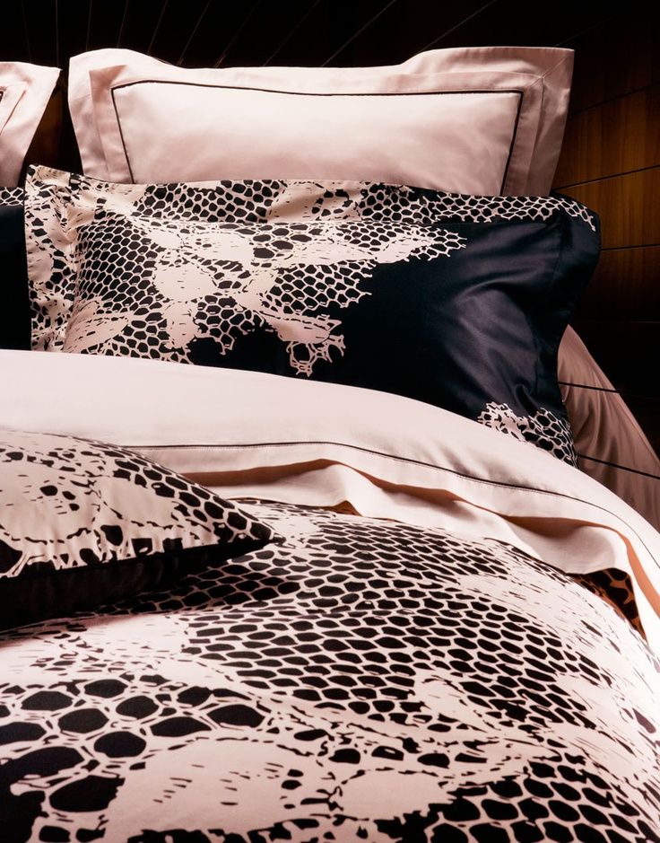 Pillowcases Amp Cushions By Agent Provocateur Lace Print