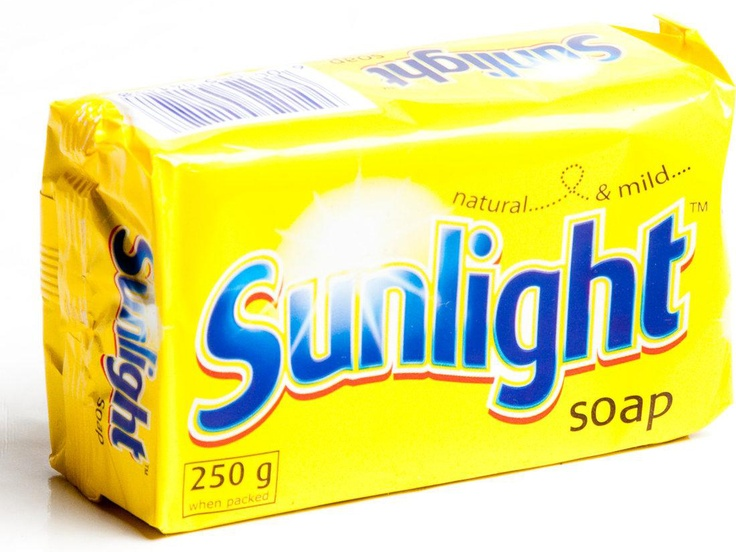 Sunlight Soap Bar